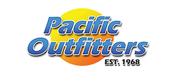 Pacific Outfitters Logo Membership