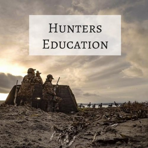 Hunters Education - Humboldt County - Pacific Outfitters