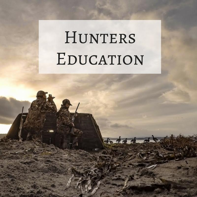 Firearms: California Hunter's Education Class (4 Hours)