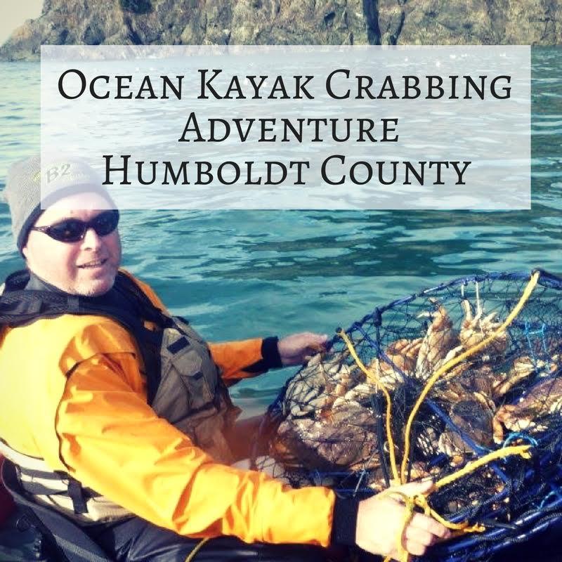 Adventure: Kayak Crabbing (Dungeness) – Humboldt (3 Hours)
