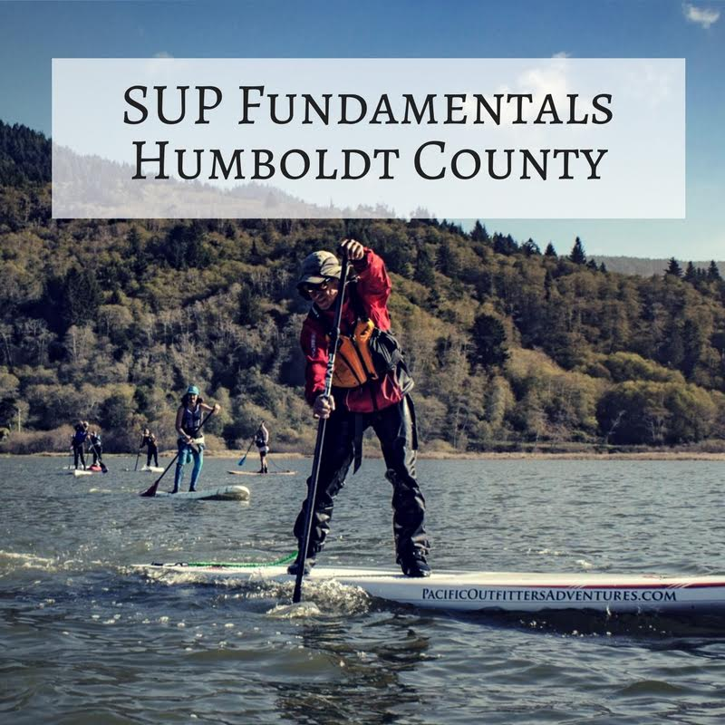 SUP (Stand Up Paddle Board) Fundamentals – Humboldt (2 Hours)