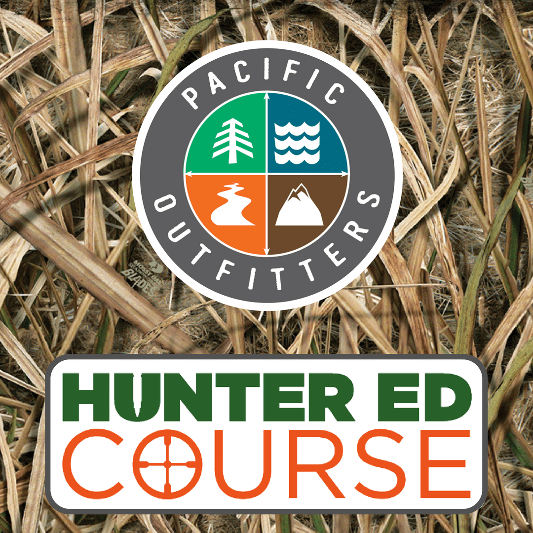 Firearms: California Hunter's Education Class (4 Hours)