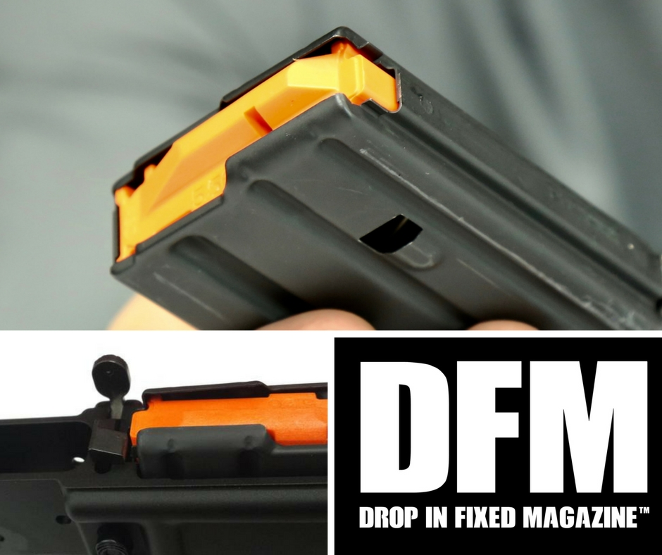 Franklin Armory Drop In Fixed Magazine - Pacific Outfitters