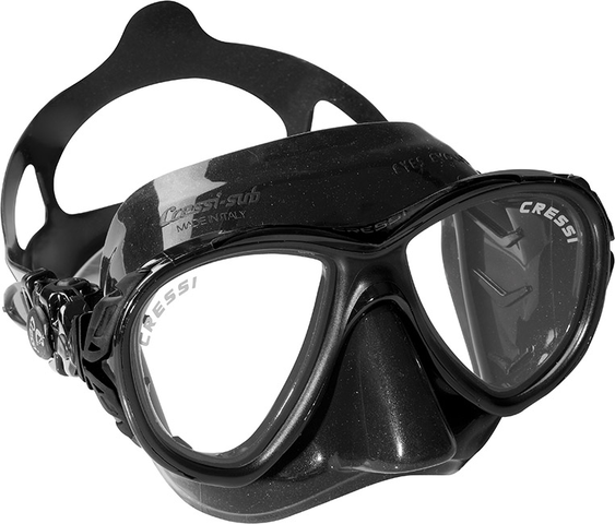 Cressi Eyes Evolution Mask - Pacific Outfitters