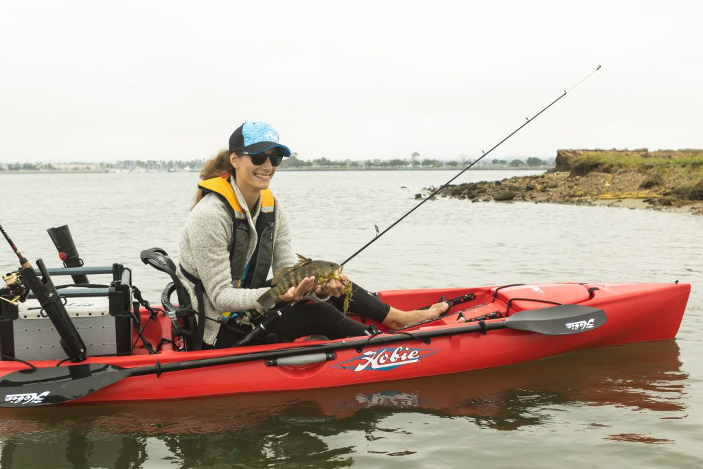 gear guide new 2017 hobie fishing kayaks pacific outfitters