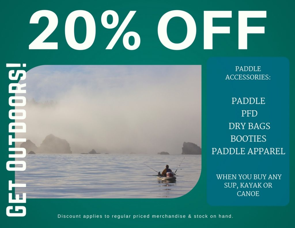 Get Outdoors - Pacific Outfitters