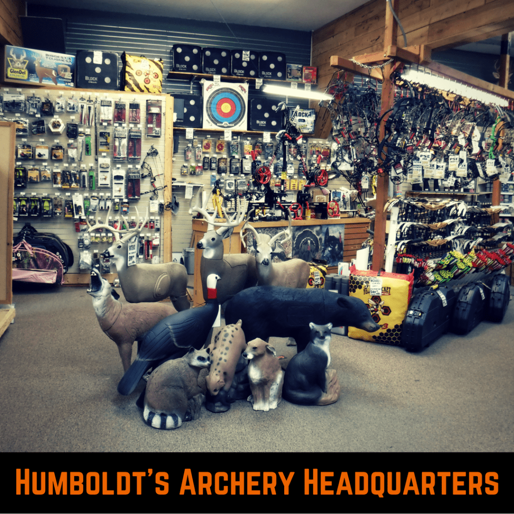 Archery Headquarters - Pacific Outfitters