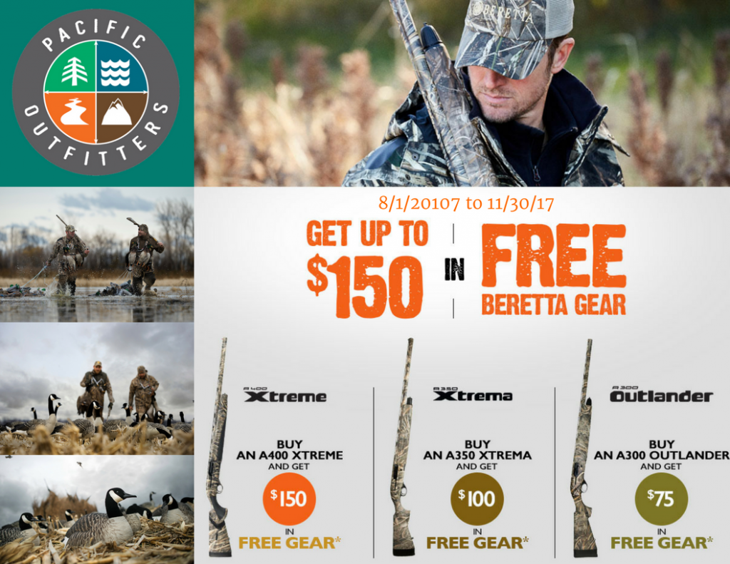 Firearm DEALS! - Pacific Outfitters