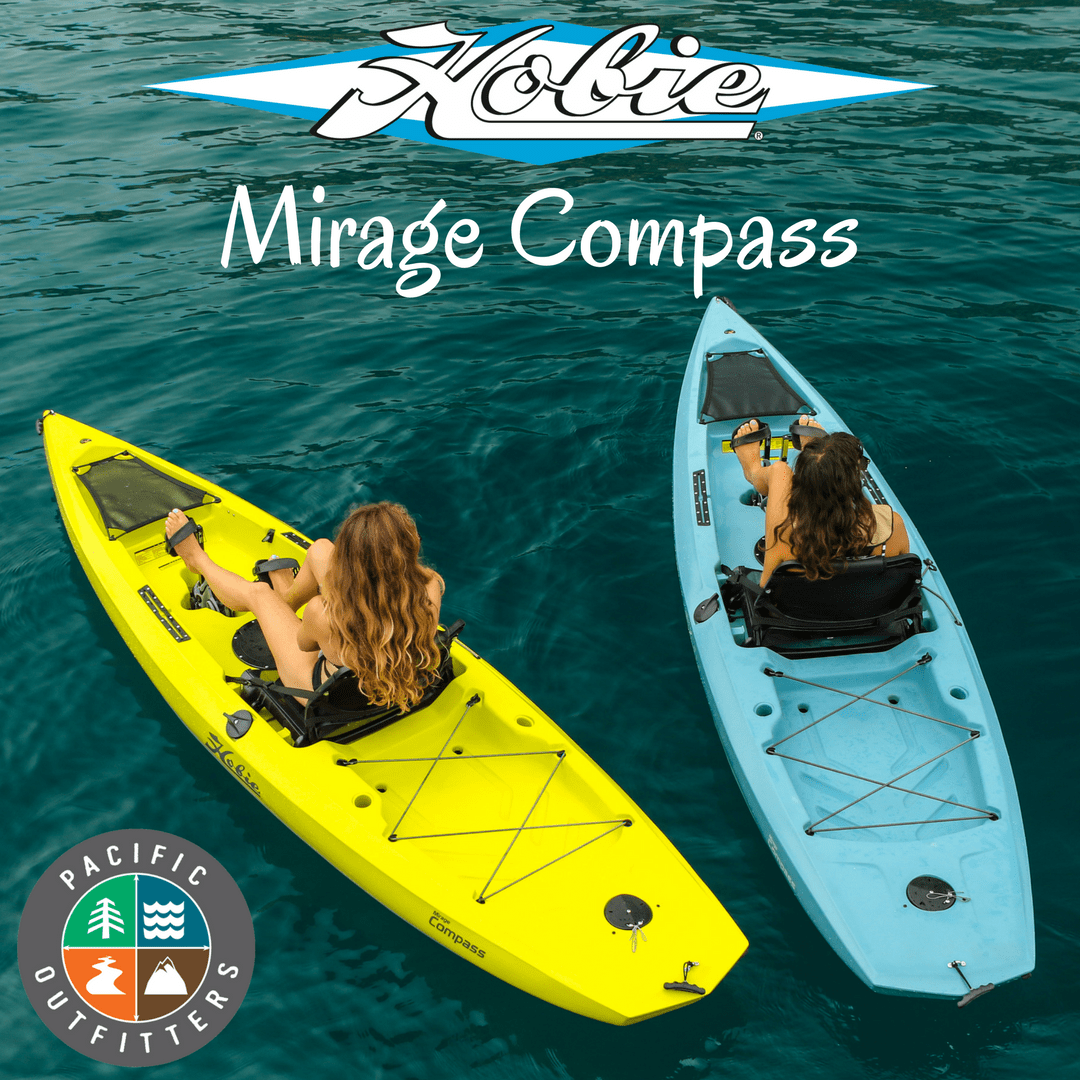 Pacific Outfitters - Hobie Mirage Compass