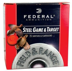 Federal 12GA Steel Game & Target Ammo - Pacific Outfitters