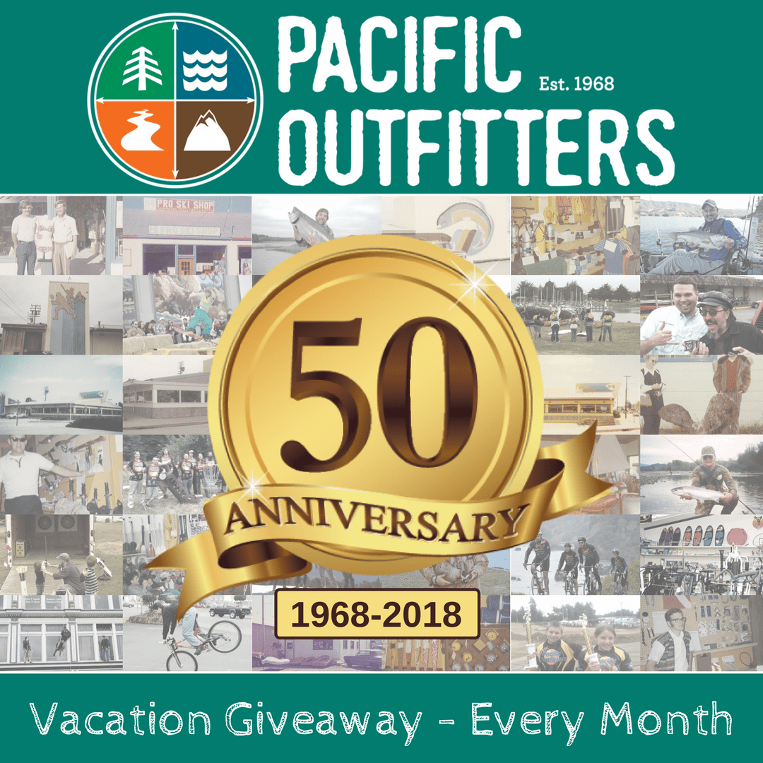 Pacific Outfitters - 50th Anniversary
