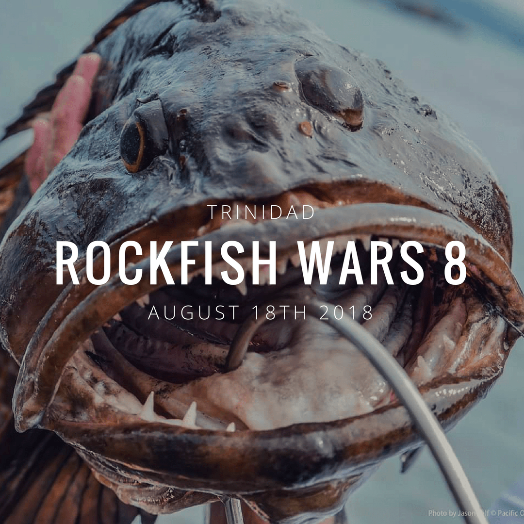 Trinidad Rockfish Wars 8 - Pacific Oufitters