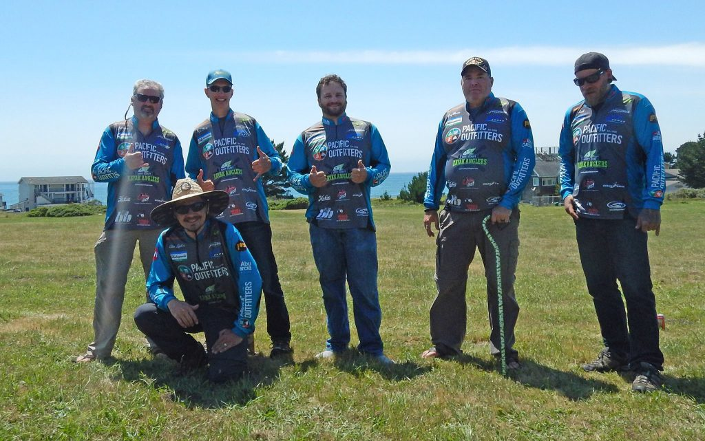 Pacific Outfitters Fishing Team