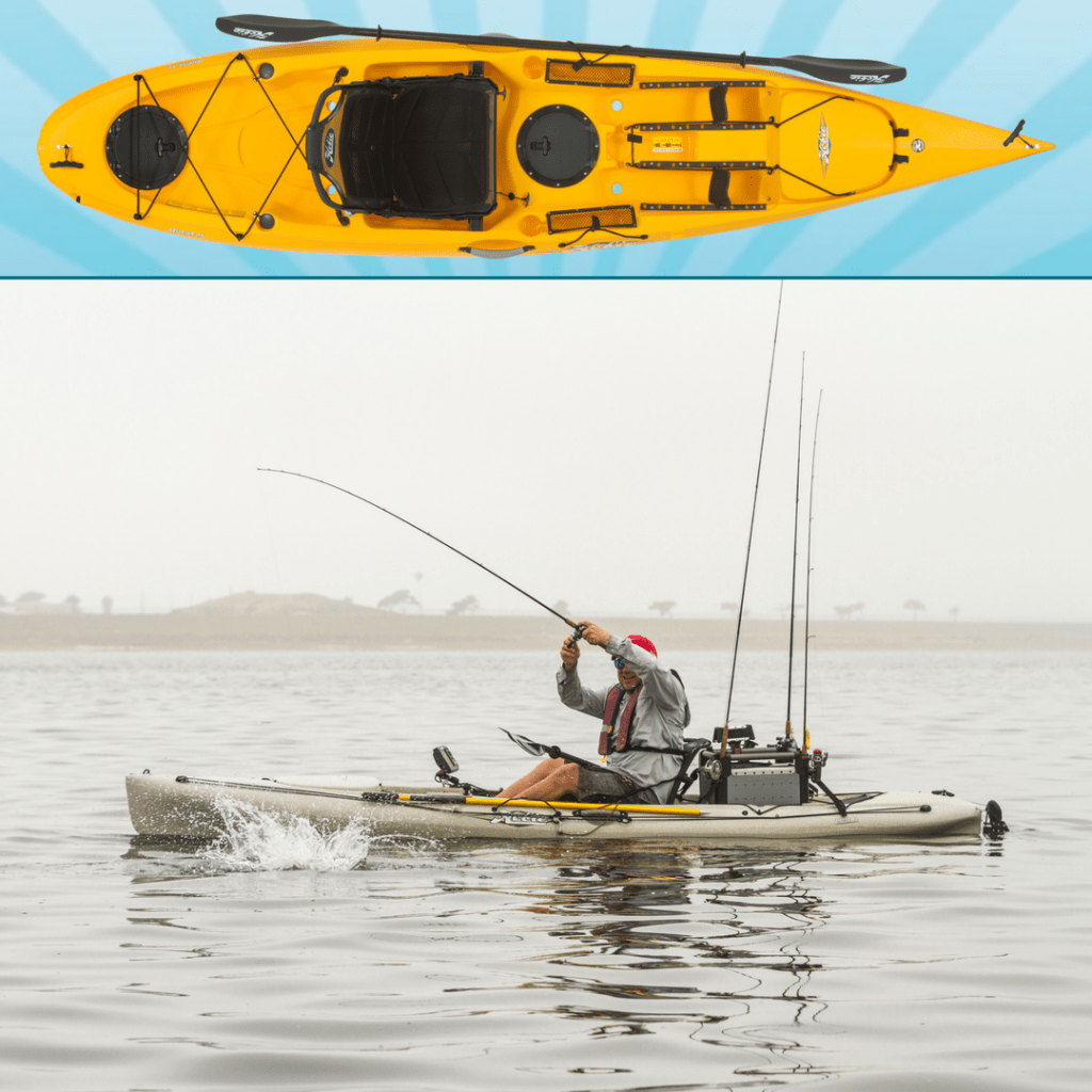 Hobie Quest 11- Pacific Outfitters