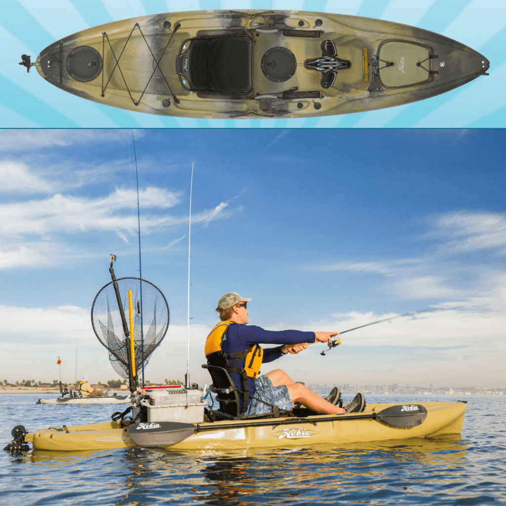 Hobie Outback- Pacific Outfitters