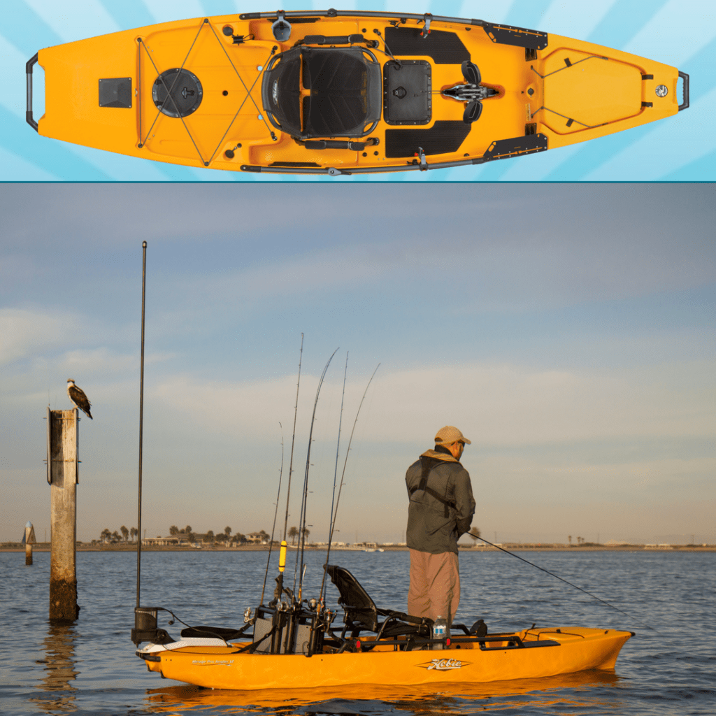 Hobie Pro Angler 12 - Pacific Outfitters