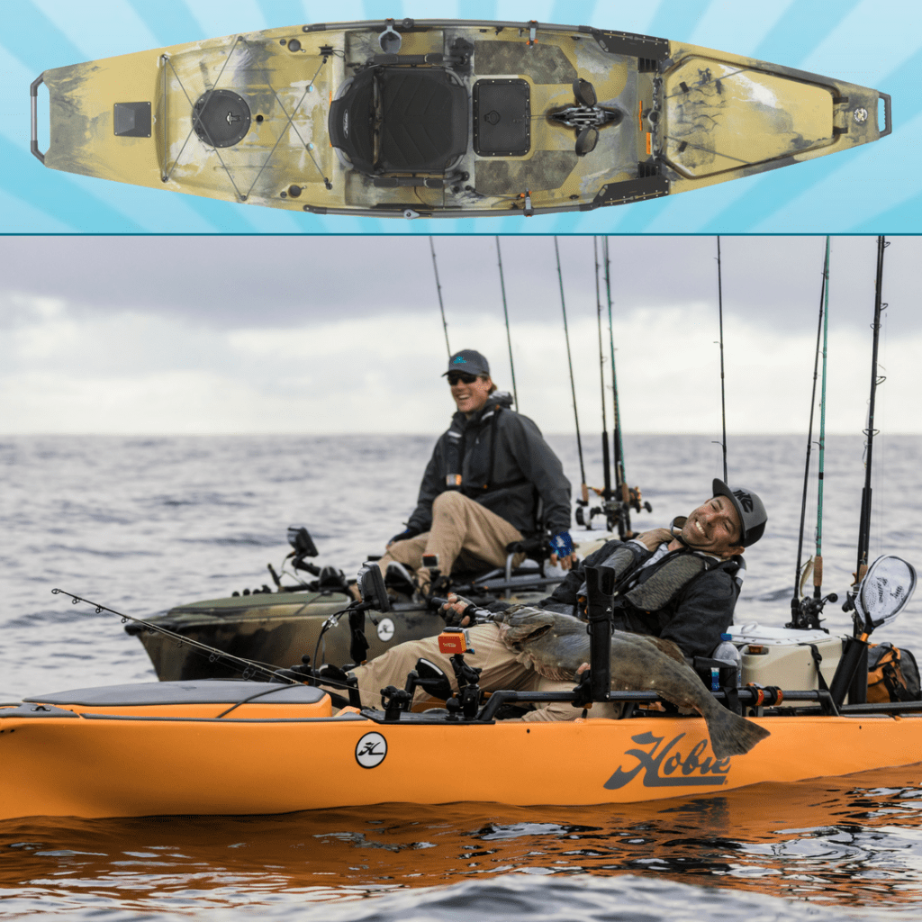 Hobie Pro Angler 14 - Pacific Outfitters