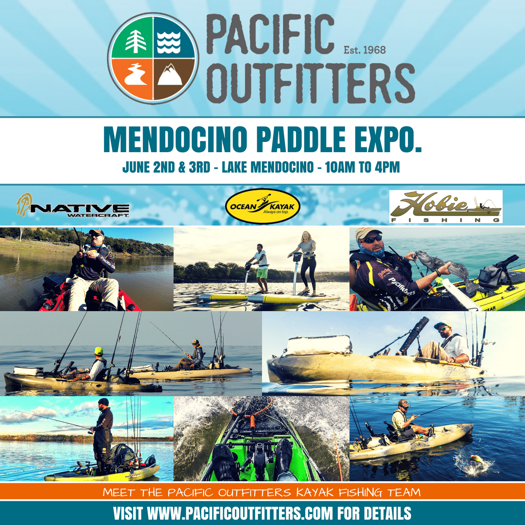 Mendocino Paddle Expo - Pacific Outfitters