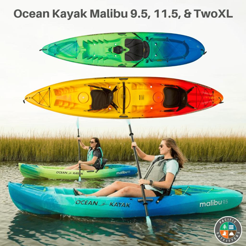 Ocean Kayak Malibu - Pacific Outfitters