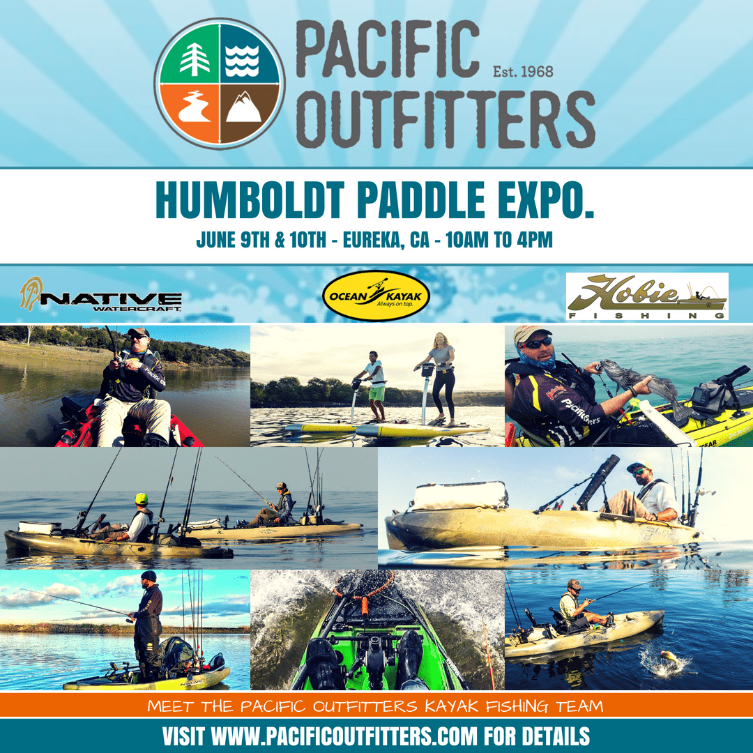 Humboldt Paddle Expo - Pacific Outfitters