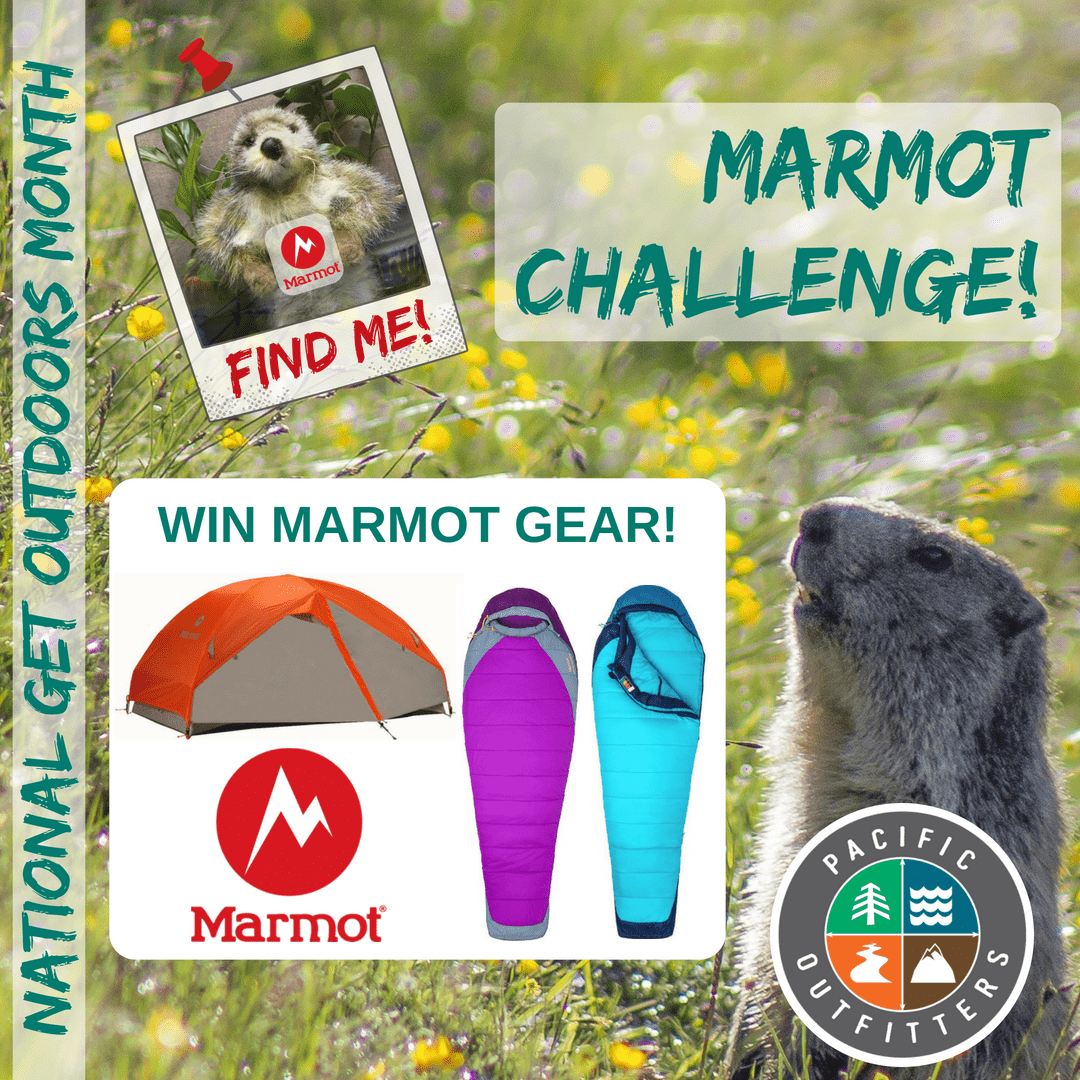 Marmot Challenge - Pacific Outfitters