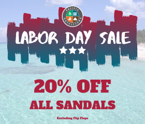 LABOR DAY SALE - Pacific Outfitters